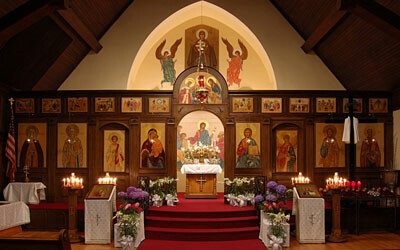 Sts  Kosmas & Damianos Greek Orthodox Church / Rochester's