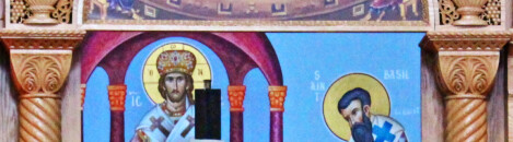 Church Icons - The Iconostasis